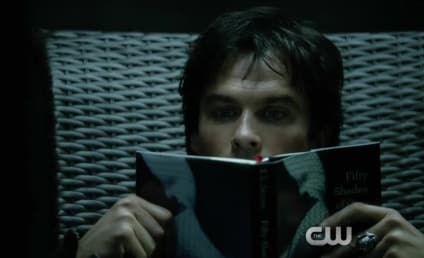 The Vampire Diaries Season 8 Preview: Is It Too Late for Damon?!?