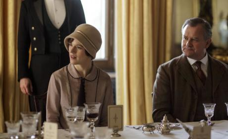 Downton Abbey Season 6 Episode 4 Review: Mr. and Mrs. Carson