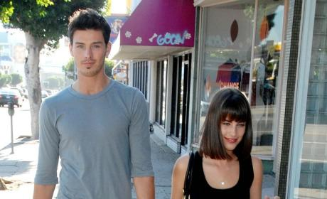 Adam Gregory and Jessica Lowndes: Dating!