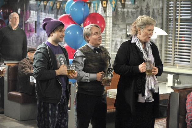 Celebration at Granny's