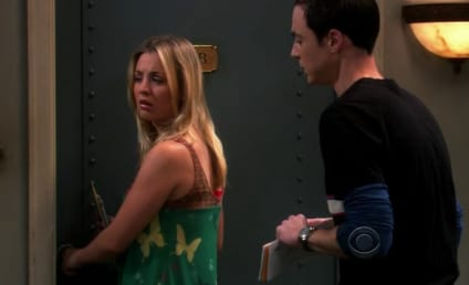 "The Big Bang Theory Recap: ""The White Asparagus Triangulation"""