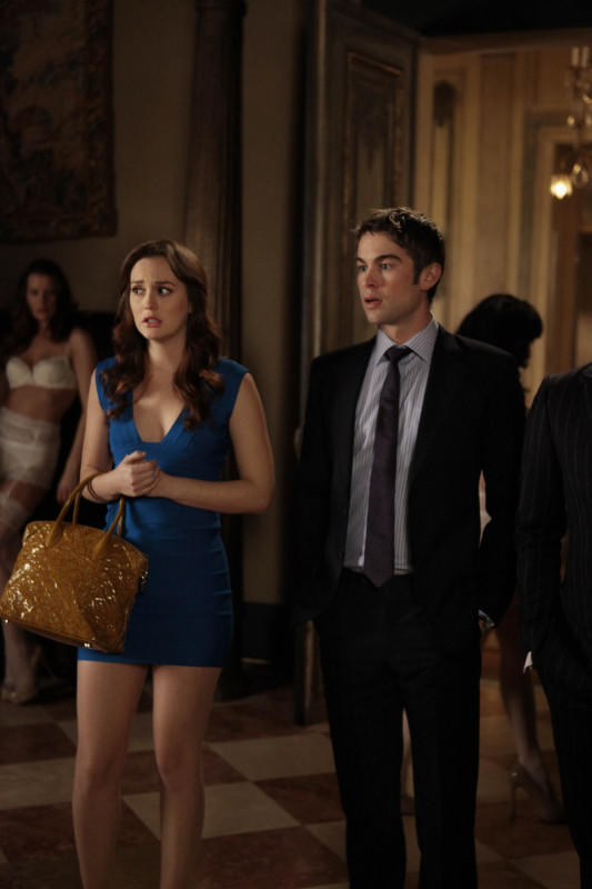 Blair and Nate Pic - TV Fanatic