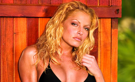 Trish Stratus at Wrestlemania 25?