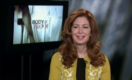 Dana Delany Previews Revamped Body of Proof, Season 3