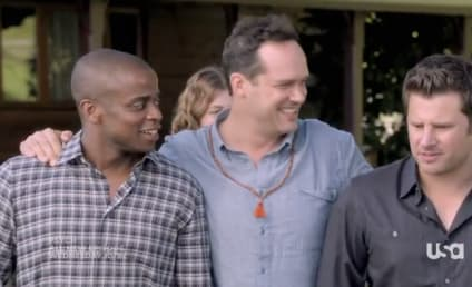 """Psych Episode Teaser: """"The Tao of Gus"""""""
