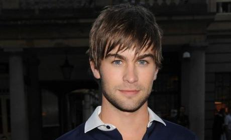 Chace Crawford Looking Sharp Yet Again