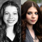 Michelle Trachtenberg Yearbook Photo