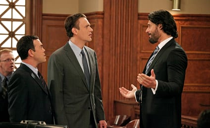 How I Met Your Mother Review: I Fought the Law