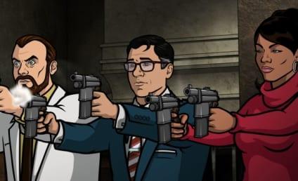 Archer: Watch Season 5 Episode 4 Online