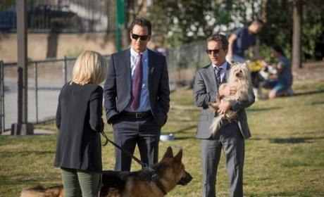 Franklin & Bash Review: The Smoking Banana