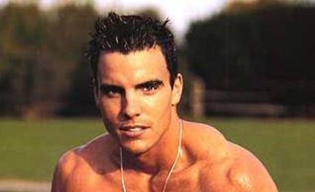 Run, Colin Egglesfield, Run!