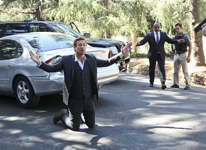 Watch The Mentalist Season 6 Episode 8 Online