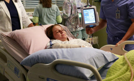 Needs Support - Grey's Anatomy Season 12 Episode 1