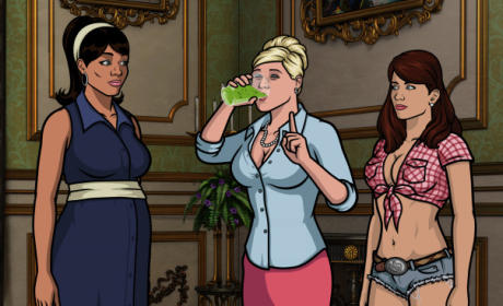 Archer: Watch Season 5 Episode 12 Online