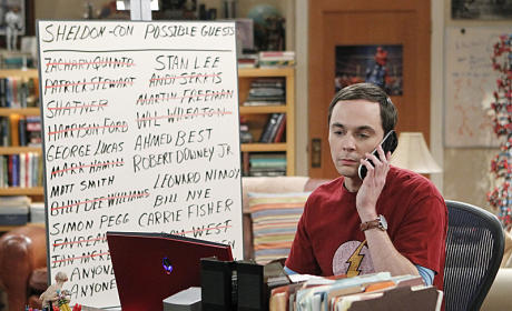 The Big Bang Theory Review: Lion Sleeps Tonight