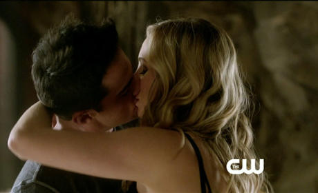 Forwood Kiss!!!