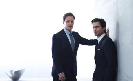 TV Fanatic White Collar Set Visit, Part I: A Report