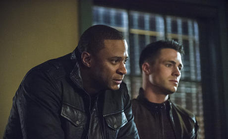 Deep Thoughts - Arrow Season 3 Episode 18