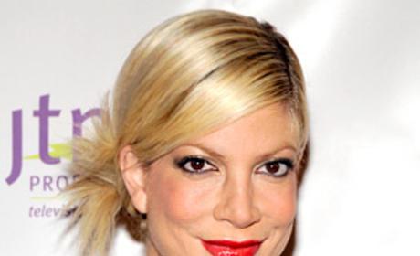 Tori Spelling: Set to Return to 90210!