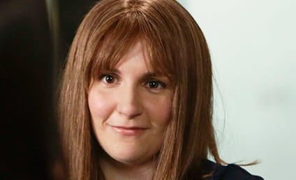 Lena Dunham on Scandal: First Look!