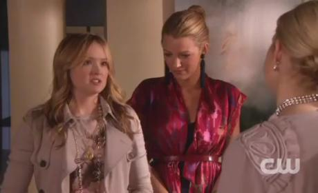 Gossip Girl Season Five Preview Interview - Kaylee Defer