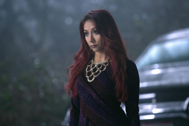 Snooki Goes Supernatural