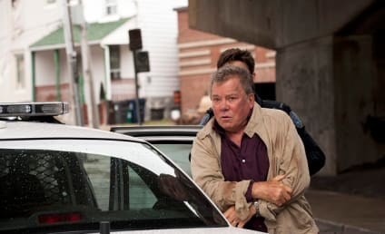 Rookie Blue Season 3 Premiere Pics: Welcome, William Shatner!