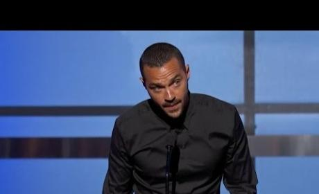 Jesse Williams Inspires All at BET Awards