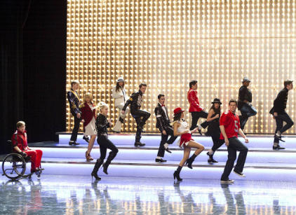 Watch Glee Season 3 Episode 11 Online