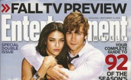 Chace Crawford and Jessica Szohr on EW Cover Too!