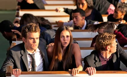 The Vampire Diaries Season Premiere Pic: Oh, Jesus!