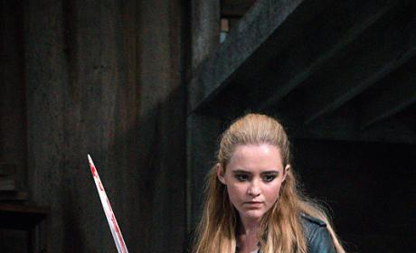 Claire - Supernatural Season 10 Episode 20