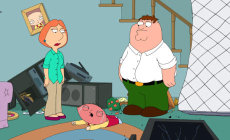 Family Guy Review: Toast House