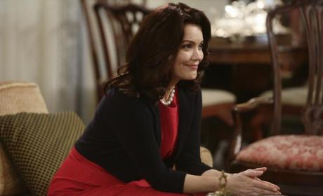 Happy Mellie - Scandal Season 4 Episode 14
