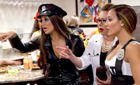 Costumed on The Real Housewives of New Jersey