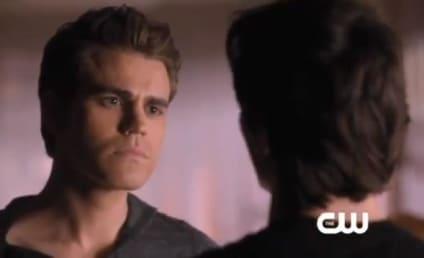 Vampire Diaries Sneak Peek: The Best Day of Damon's Life?