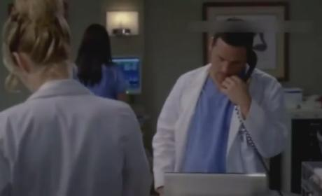 I Will Survive Clip - Karev and Lucy
