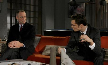 "Gossip Girl Episode Stills: ""The Debarted"""