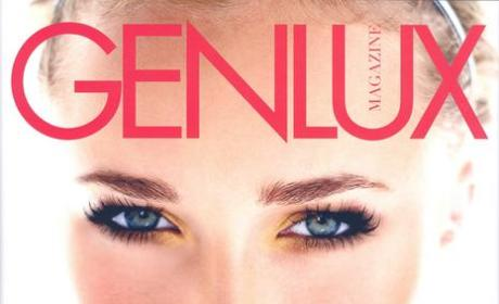 Genlux Magazine Girl