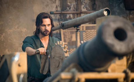 Attack On Otranto - Da Vinci's Demons