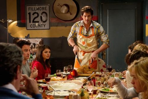 Life Unexpected Thanksgiving