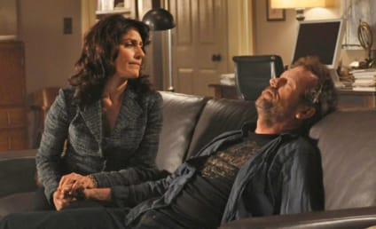 Lisa Edelstein Dishes on House and Huddy Hook-Up
