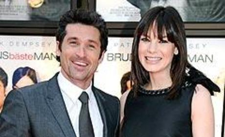 Patrick Dempsey Dispenses Parenting Wisdom