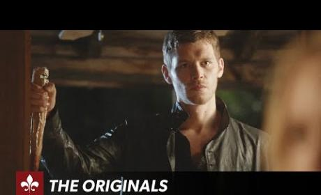 The Originals Sneak Peek: A New Klaus Mikaelson?