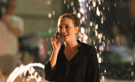 Leighton on the Phone