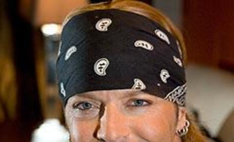 Bret Michaels Hearts Jennifer Aniston