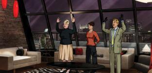 "Archer Review: ""Movie Star"""