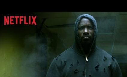 Netflix Marvel Videos: Sizzle Reel, Luke Cage, The Defenders + Daredevil Renewal!!