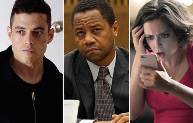 TCA Awards: O.J. and Mr. Robot Lead the Way!