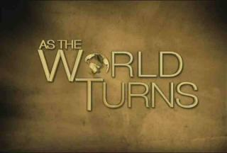 Logo for As the World Turns